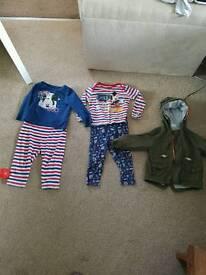 Boys clothes 12-18mths