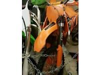 Ktm sx 125 06 model