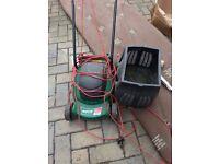 Qualcast 850W 32cm cut lawn mower