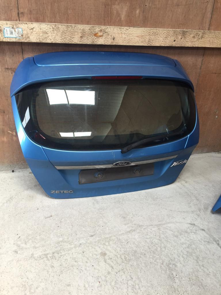 2010 Ford Fiesta parts all listed