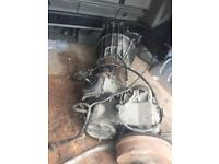 Discovery td5 complete transfer box and gear box