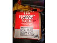 Clutch kit ford escort or fiesta mk 111