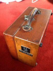 Antique voltmeters