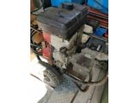 Clarke pressure washer