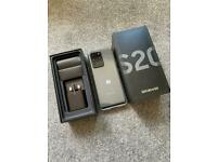 Samsung Galaxy S20 Ultra 128GB Unlocked Cosmic Grey SWAPS WITH IPHONE