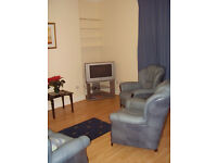 One bedroom flat in Walker Road, Torry. Ground floor. With or without furnishings.