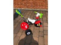 Toddler 3 wheel trike