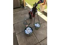 Golf club set-Junior