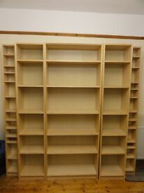 Bookcase/ Shelving