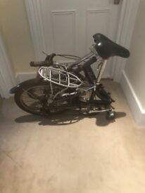 Folding Bicycle - Raleigh