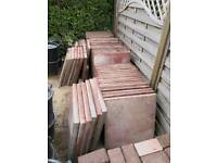 Used 2'x2' slabs for sale (approx. 65)