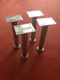 IKEA Capita stainless steel legs