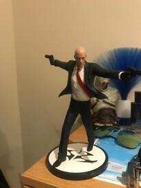 Hitman - Agent 47 Statue