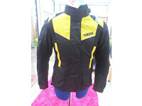 Ladies Dainese Yamaha Motorcycle jacket - Brand New with Tags