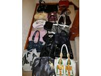 20 hand bags