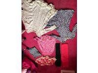 Girls summer clothes bundle - 9-10 years