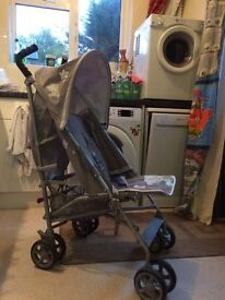Tatty ted folding stroller