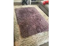 Next mauve rug