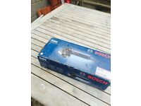 Bosch Angle Grinder/ new