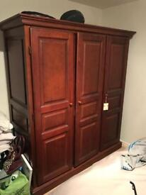 Vintage Cupboard (brown)