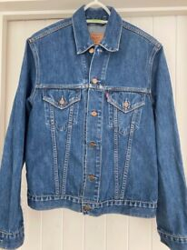 Levi Strauss 70500 04 Mens Jacket Size: L