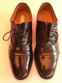 MENS SIZE 12 G LOAKE OXFORDS