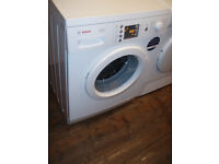 BOSCH 7 kg Washing machine Delivery and Instalation Bedford Area