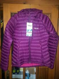 Women's Rab jacket