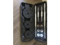 Gym Weight Kit for sale - 50kg