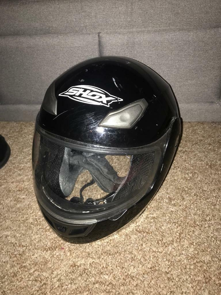 Shox Flip Up Helmet