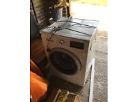 Bosch EcoSilence Drive Serie 6 Washer Dryer 10 months old