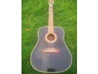 Rare Vintage EKO E85 acousitc guitar