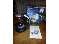 Capresso H20 Plus Cordless Glass Kettle (62#)