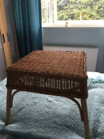 Wicker Coffee Table in excellent condition
