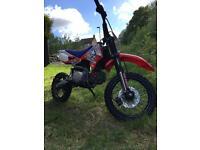 Rfz 140 pitbike pit bike