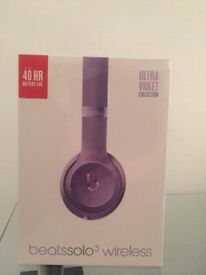 Apple Beat Solo 3 Ultra Violet