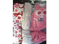 3x Baby sleeping bags 18-36mths