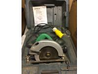 110volt Hitachi Circular saw