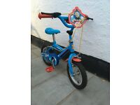 "Thomas the Tank Engine 12"" First Bike with Stabilisers"