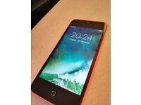iPhone 5c Pink no simlock