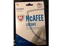 Mcafee live safe