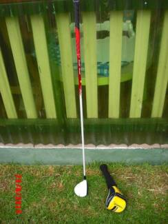 """TaylorMade RBZ Stage 2 """"Tour Issue"""" 13* TS 3 Fairway VTS 7s Shaft Royal Park Charles Sturt Area Preview"""
