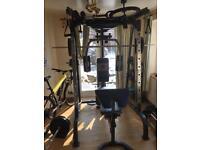 Full gym set up for sale