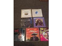LP vinyl collection