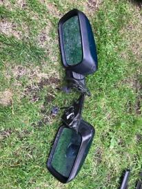 Bmw e36 wing mirrors