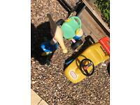 Toddler bikes all 3 £20 Little tykes & Step2