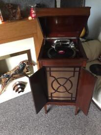 Barrynola gramophone 1920s