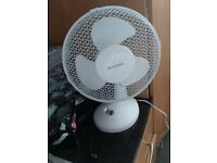 Goodmans desk fan