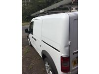 Ford transit connect 1.8 tdci noisy engine