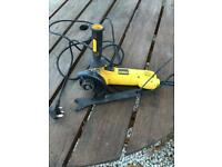 "Dewalt 4"" grinder perfect 240v"